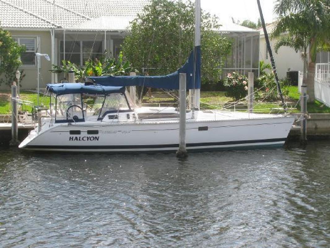 1994 Hunter Legend 405 Punta Gorda FL