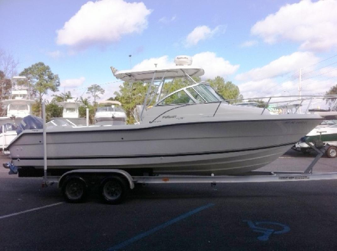 2003 24' Pursuit Boats Pursuit 2470 WA in Gulf Shores, Alabama
