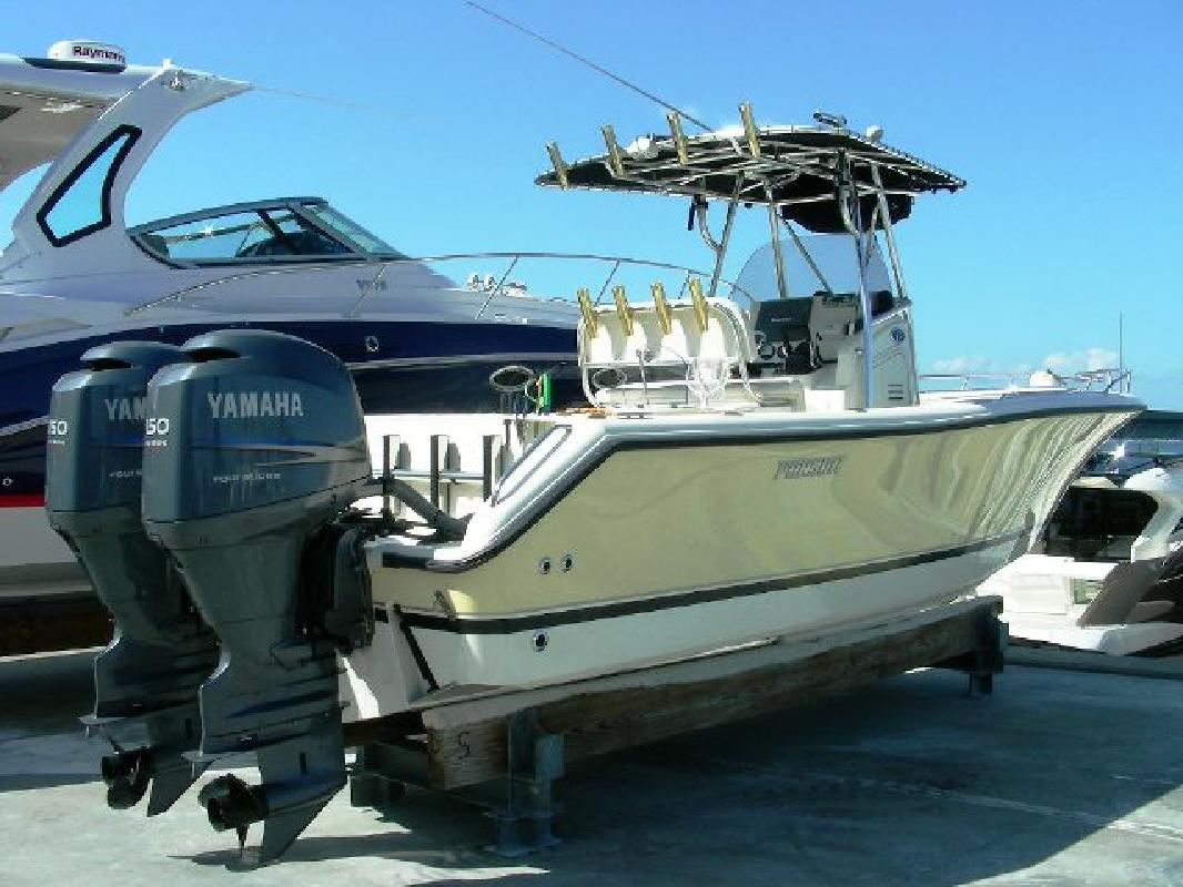 2006 25 Pursuit Boats Pursuit 2570 Cc For Sale In Destin