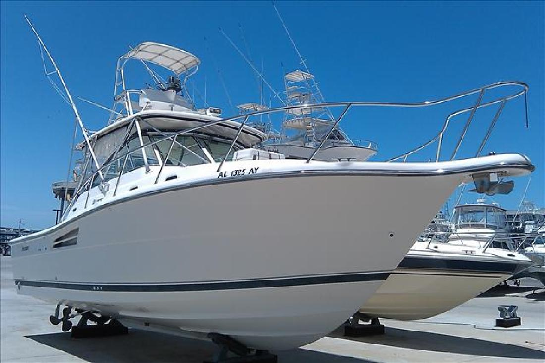 2003 34' Pursuit Boats Pursuit 3400 EX in Gulf Shores, Alabama