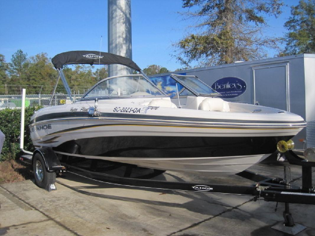 tahoe new and used boats for sale in south carolina. Black Bedroom Furniture Sets. Home Design Ideas