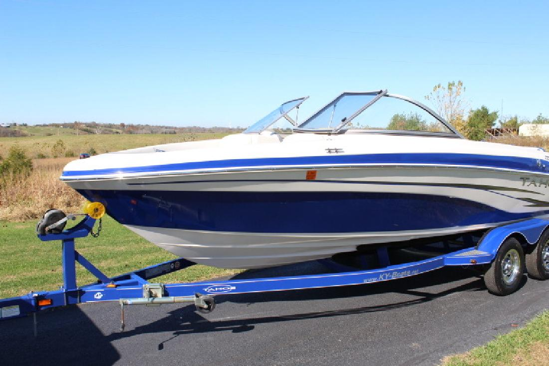 2008 tahoe boats q6 sport in richmond ky for sale in richmond kentucky all boat. Black Bedroom Furniture Sets. Home Design Ideas
