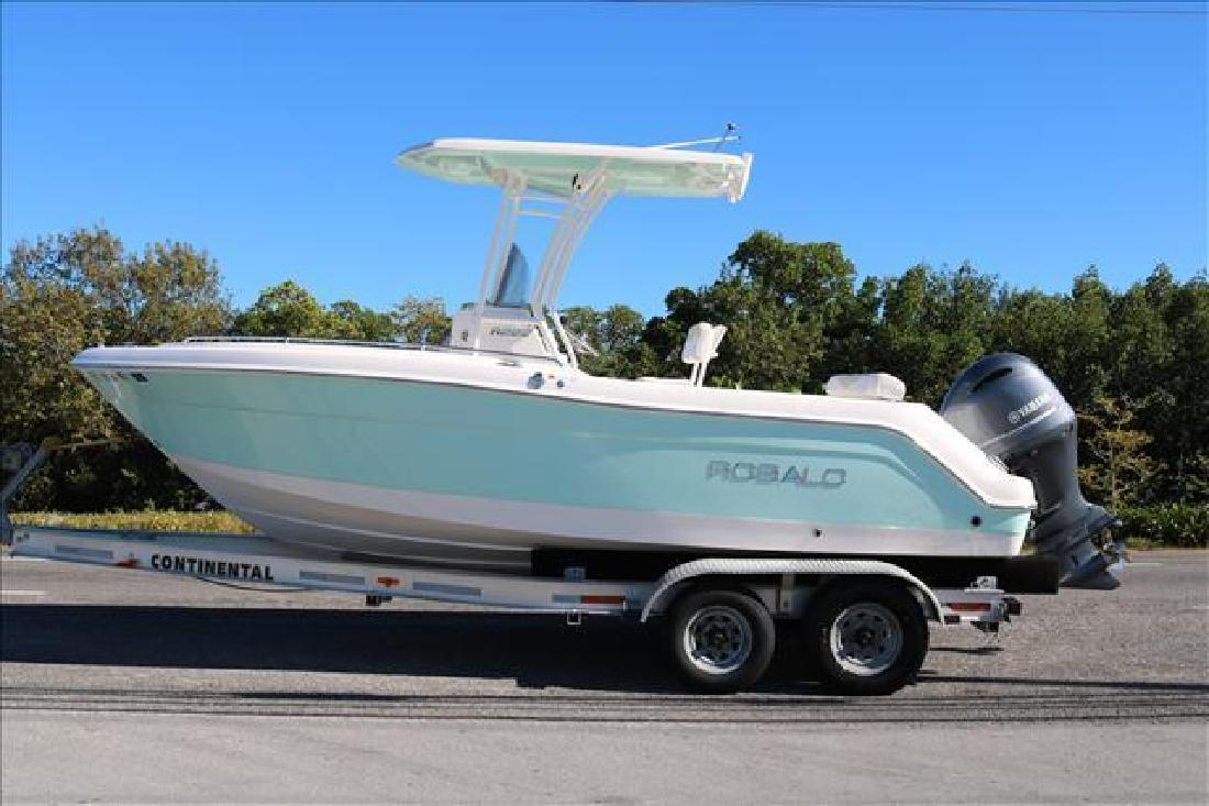 2016 Robalo Center Console R222 TAVERNIER KEY FL