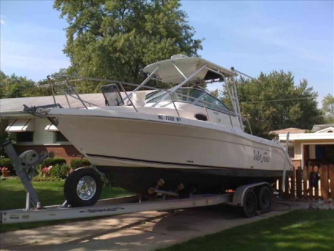 2004 26' Robalo R265 Walkaround for sale in Chicago, Illinois | All Boat .