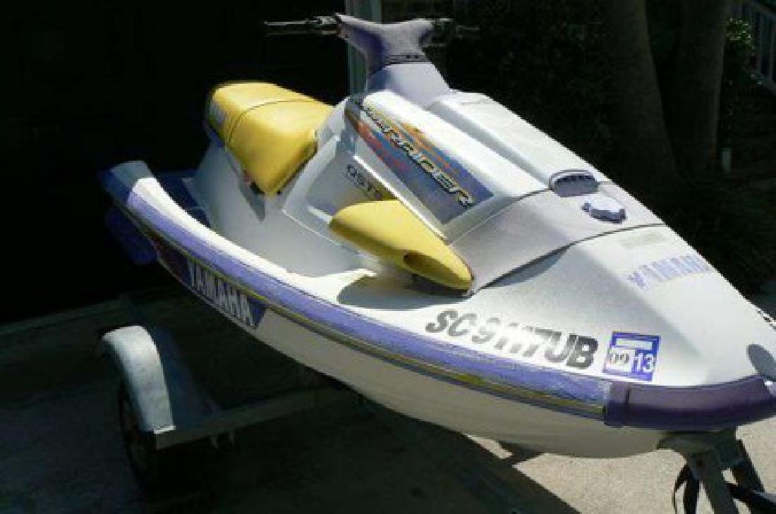 $875 Jet Ski Yamaha RA700 1995 WaveRaider