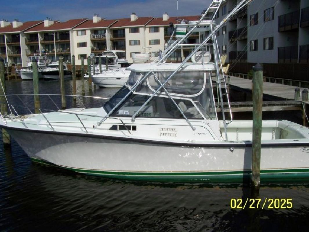 1988 31' Rampage Sportfish for sale in Fort Lauderdale, Florida | All Boat ...