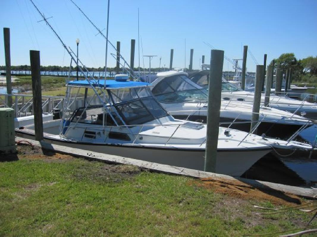 1988 31 39 rampage sportfisherman for sale in wilmington for Wildwood nj fishing charters