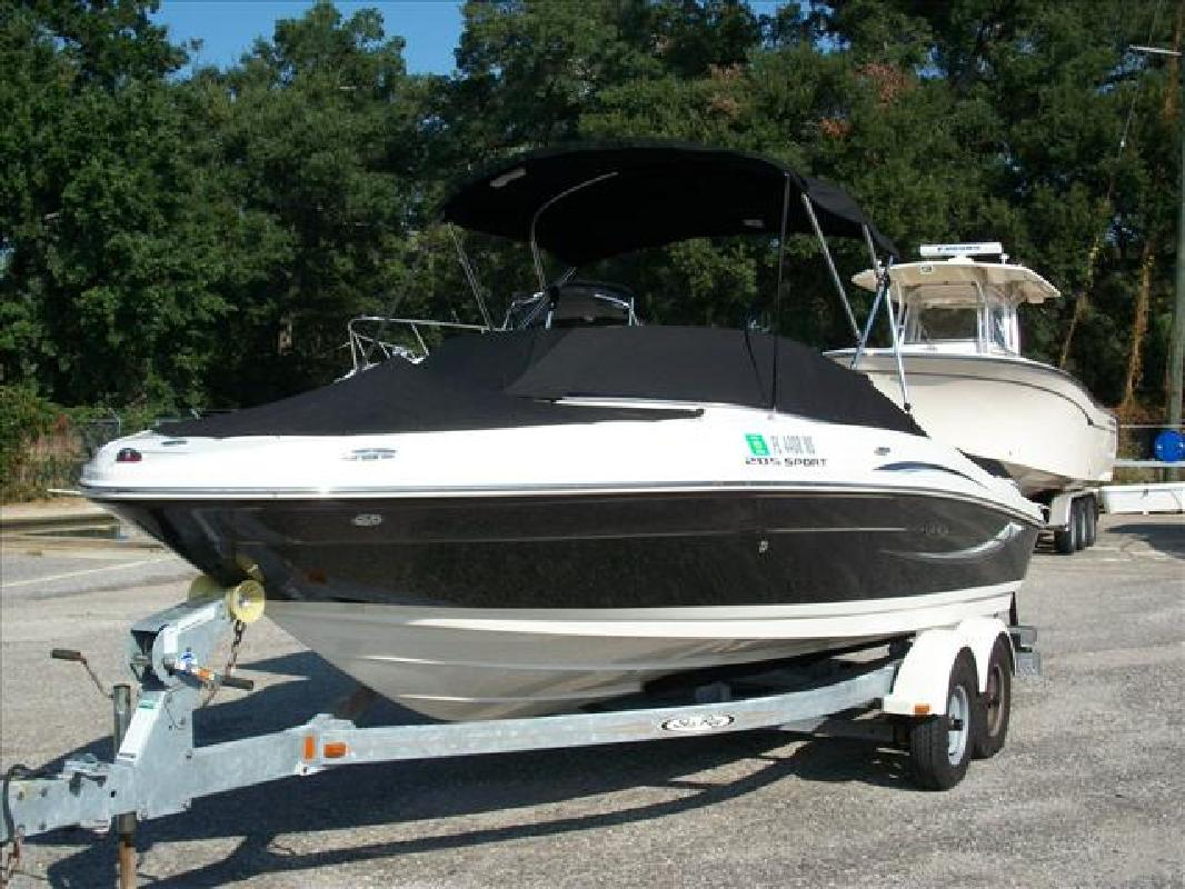 2008 21 Sea Ray 205 Sport For Sale In Pensacola Florida