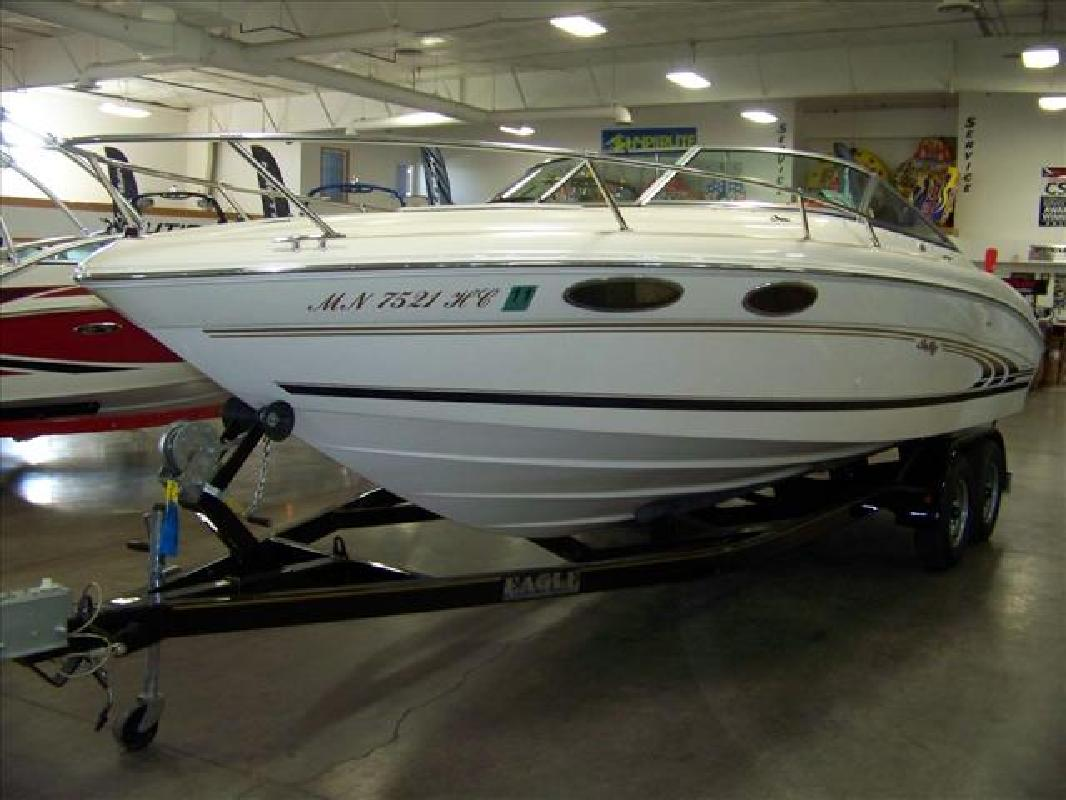 1997 23' Sea Ray 230 OVERNIGHTER for sale in Rogers