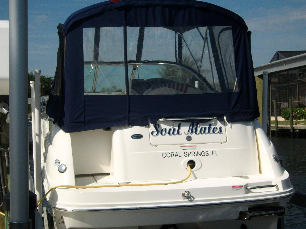 2007 24' Sea Ray 240 Sundancer