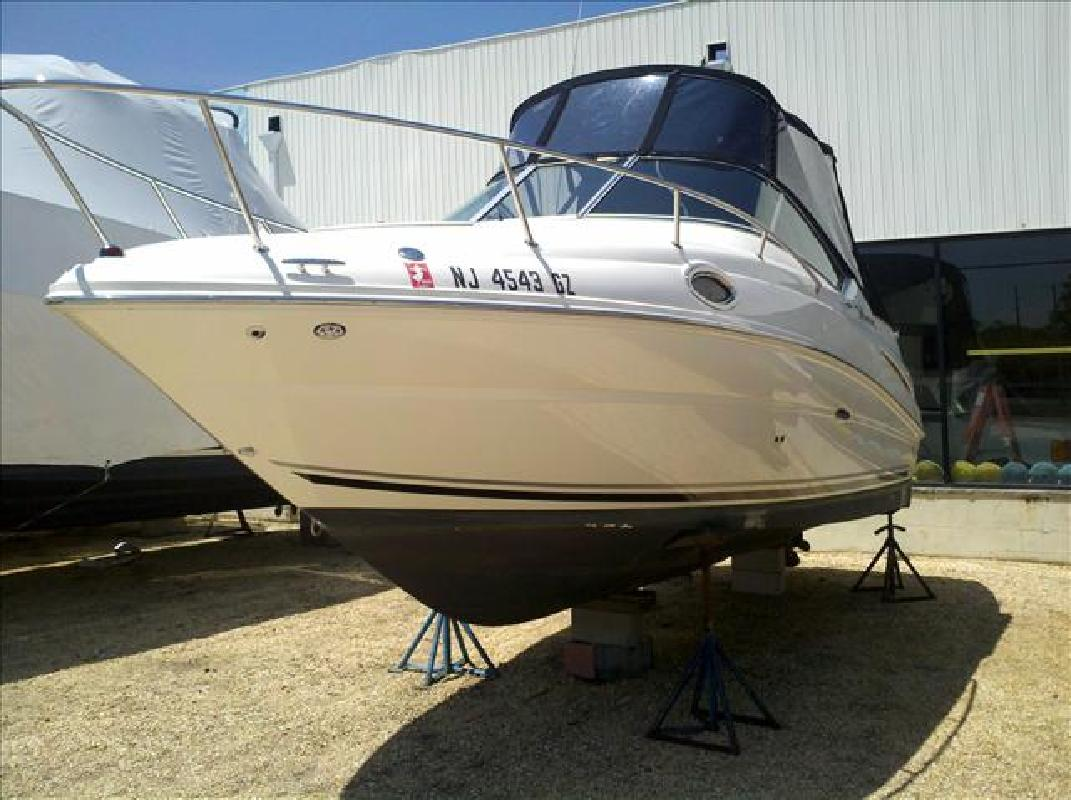 2007 24' Sea Ray 240 SUNDANCER