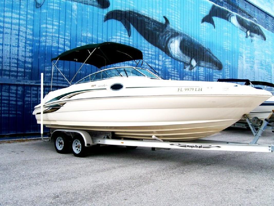 2001 24 Sea Ray 240 Sundeck For Sale In Destin Florida