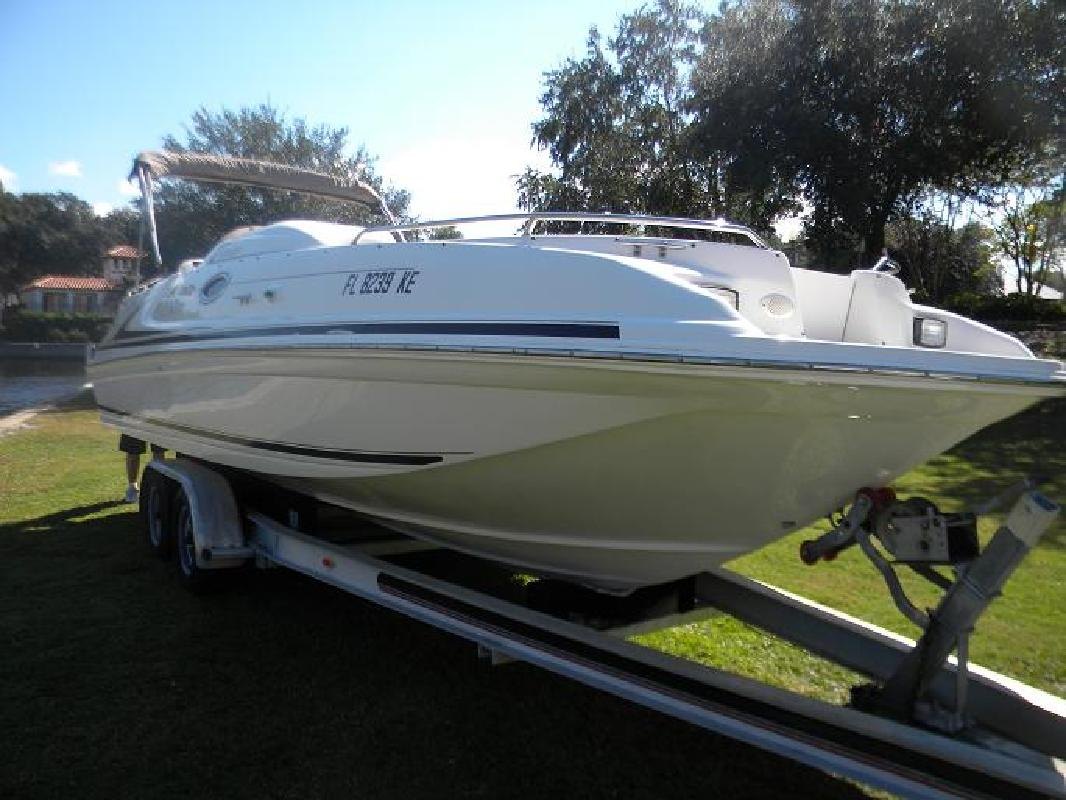 1998 24' Sea Ray 240 Sundeck for sale in New Port Richey