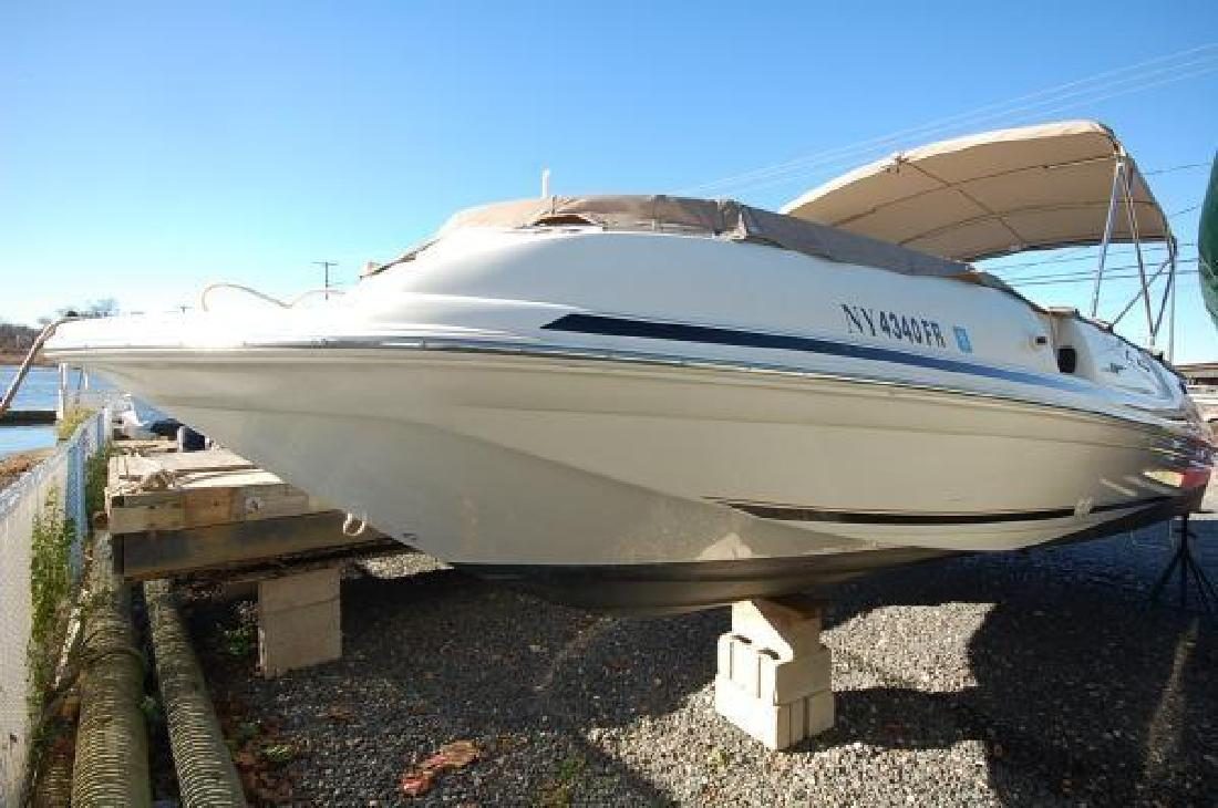 1999 24' Sea Ray 240 Sundeck