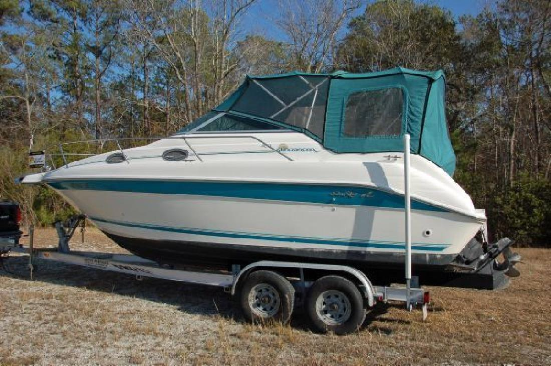 1995 25' Sea Ray 250 Sundancer