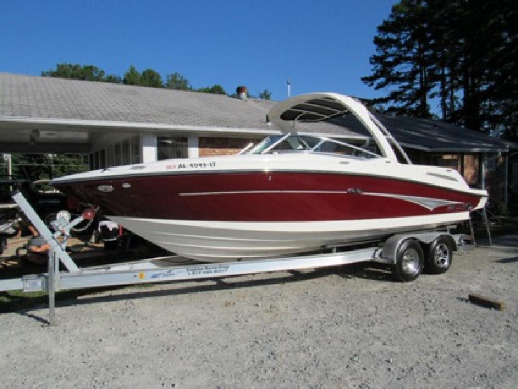 $39,995 OBO 2007 Sea ray 250SLX Bowrider