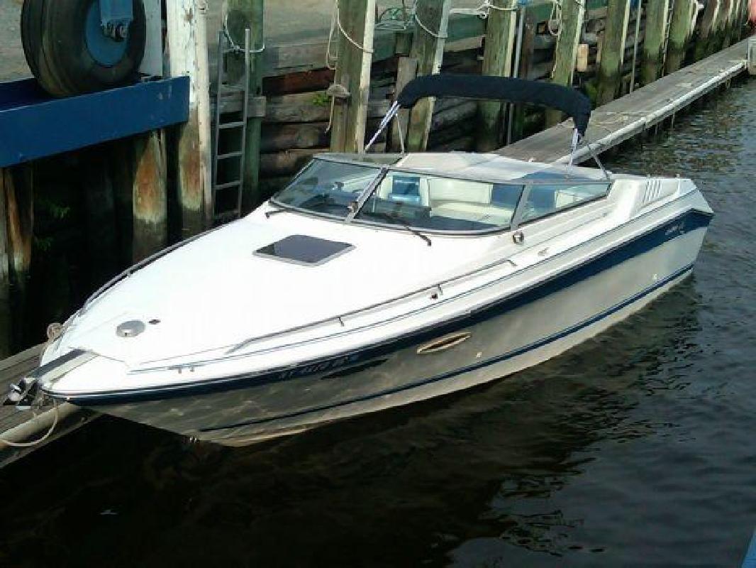 1989 26' Sea Ray 260 OV