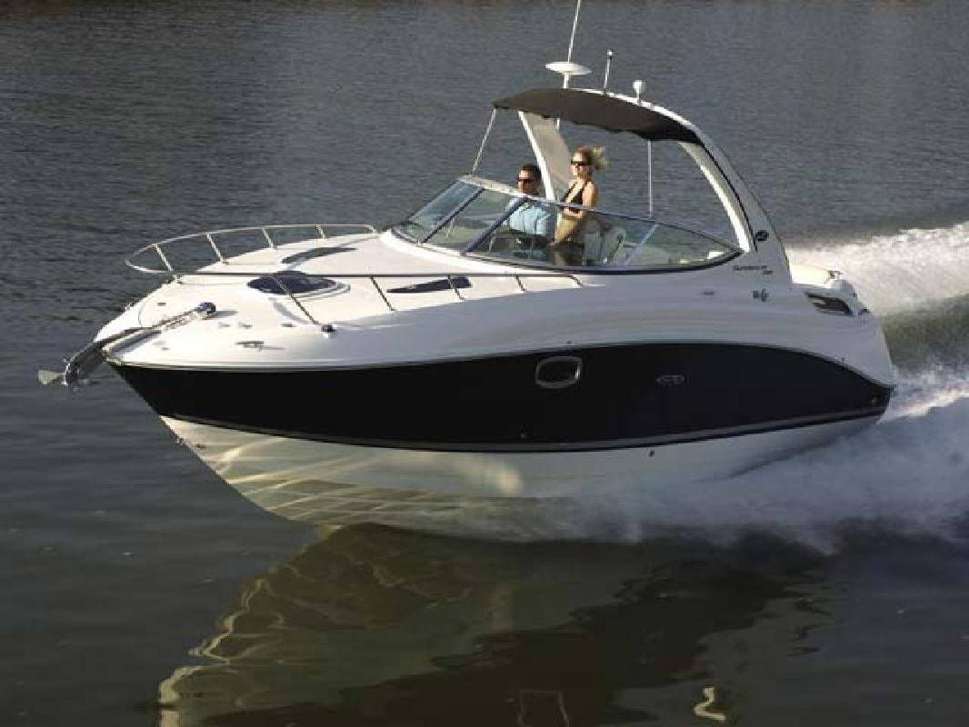 2010 26' Sea Ray 260 SUNDANCER for sale in New Milford