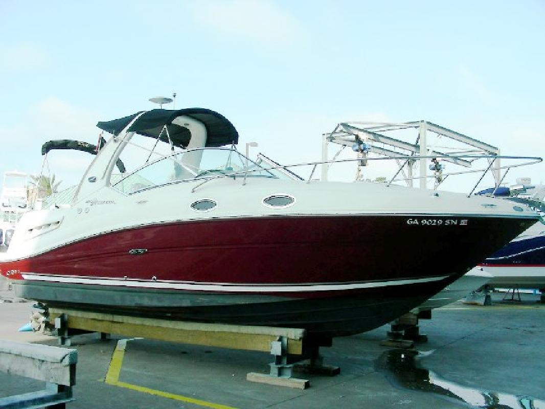 2006 26 Sea Ray 260 Sundancer For Sale In Destin Florida