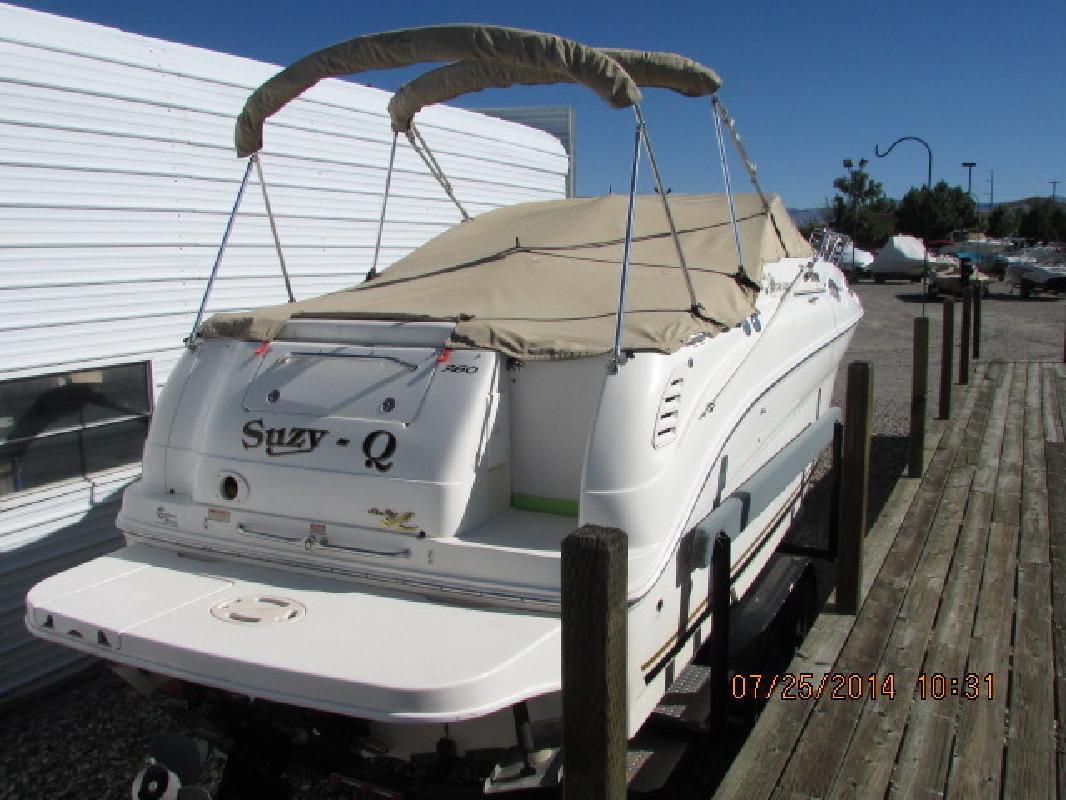 2001 Sea Ray Boats 2001 Sea Ray 260 Sundancer Grand Junction CO