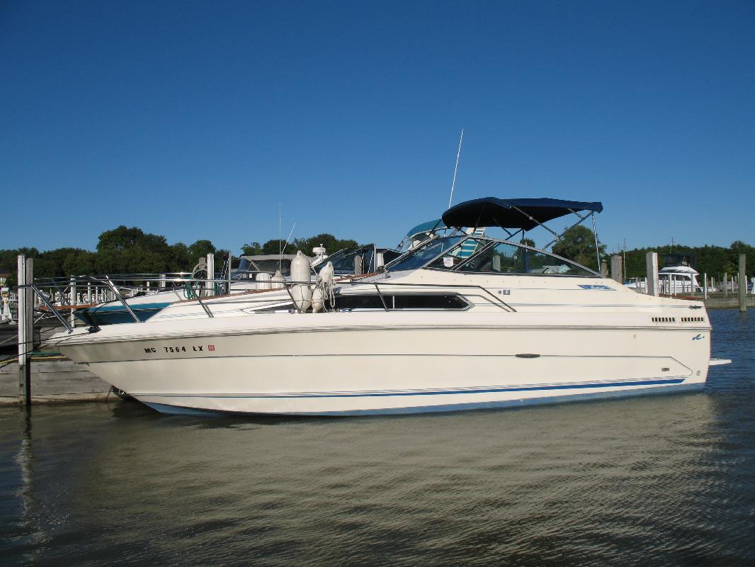 1986 26 Sea Ray 268 Sundancer For Sale In Jackson