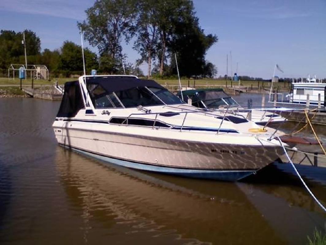 1988 27 Sea Ray 270 Sundancer For Sale In Harrison