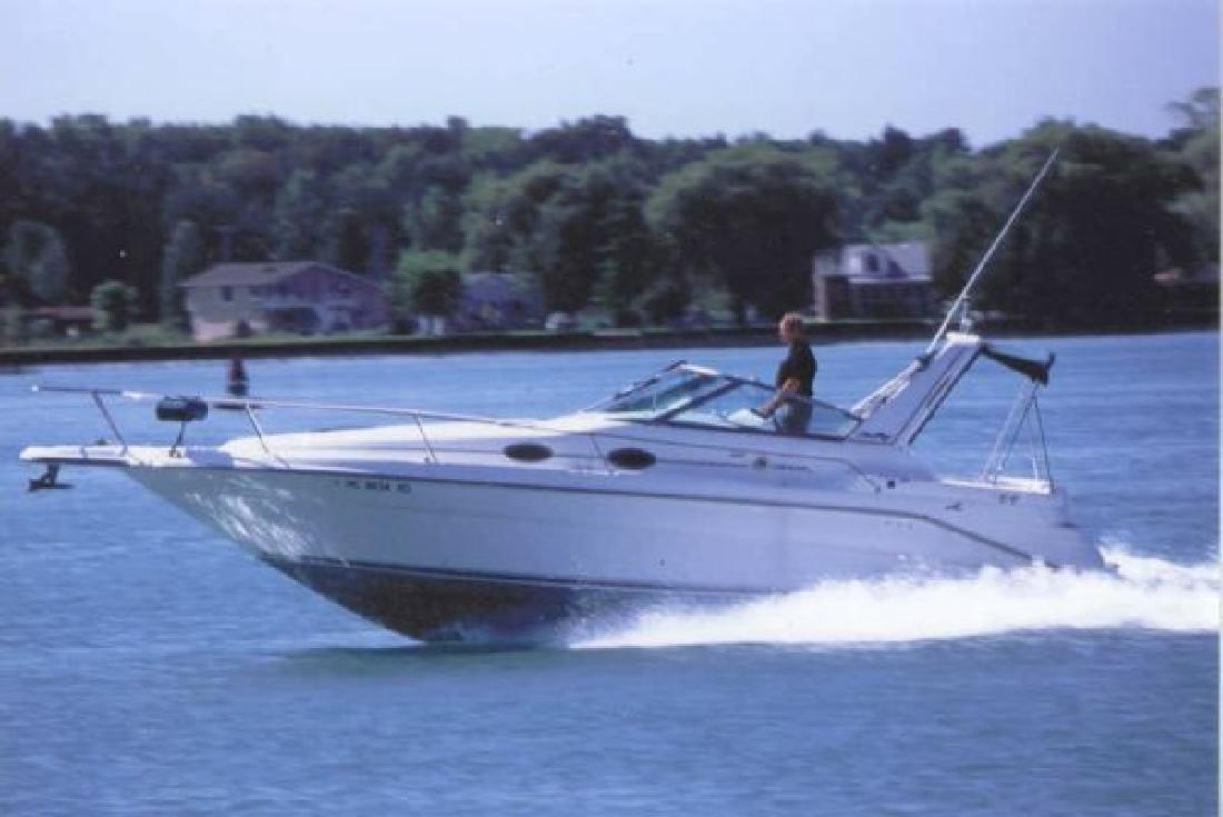 1995 29' Sea Ray 290 Sundancer