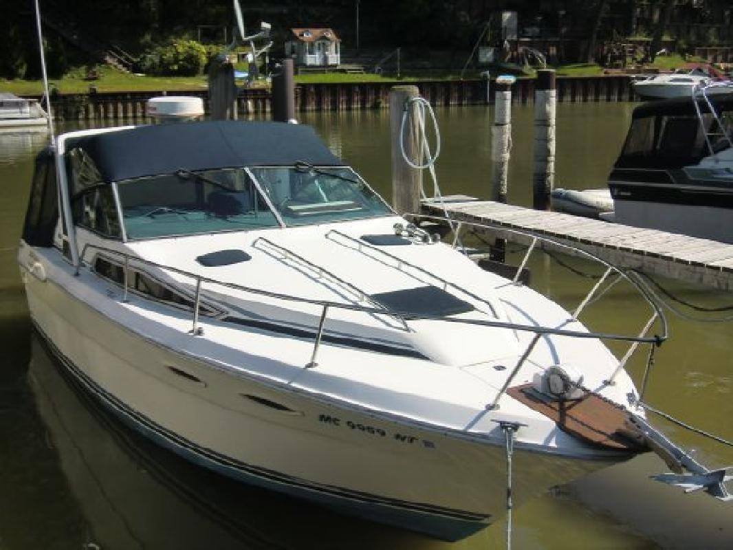 1989 30' Sea Ray 300 Sundancer