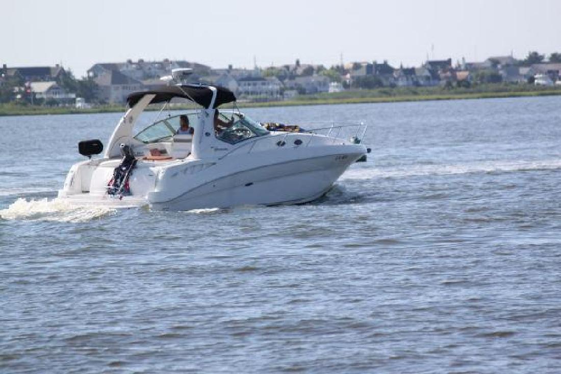 2007 32' Sea Ray 320 Sundancer