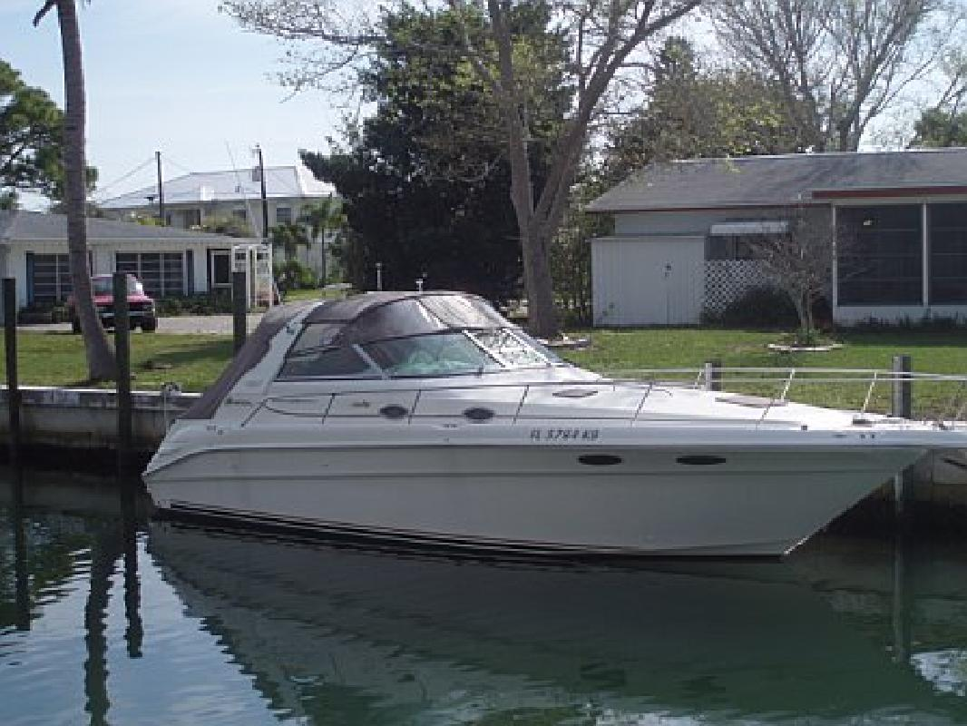 1998 33' Sea Ray 330 SUNDANCER