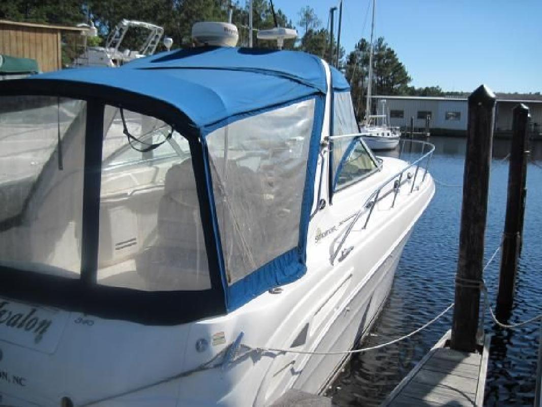 2001 34' Sea Ray 340 SUNDANCE