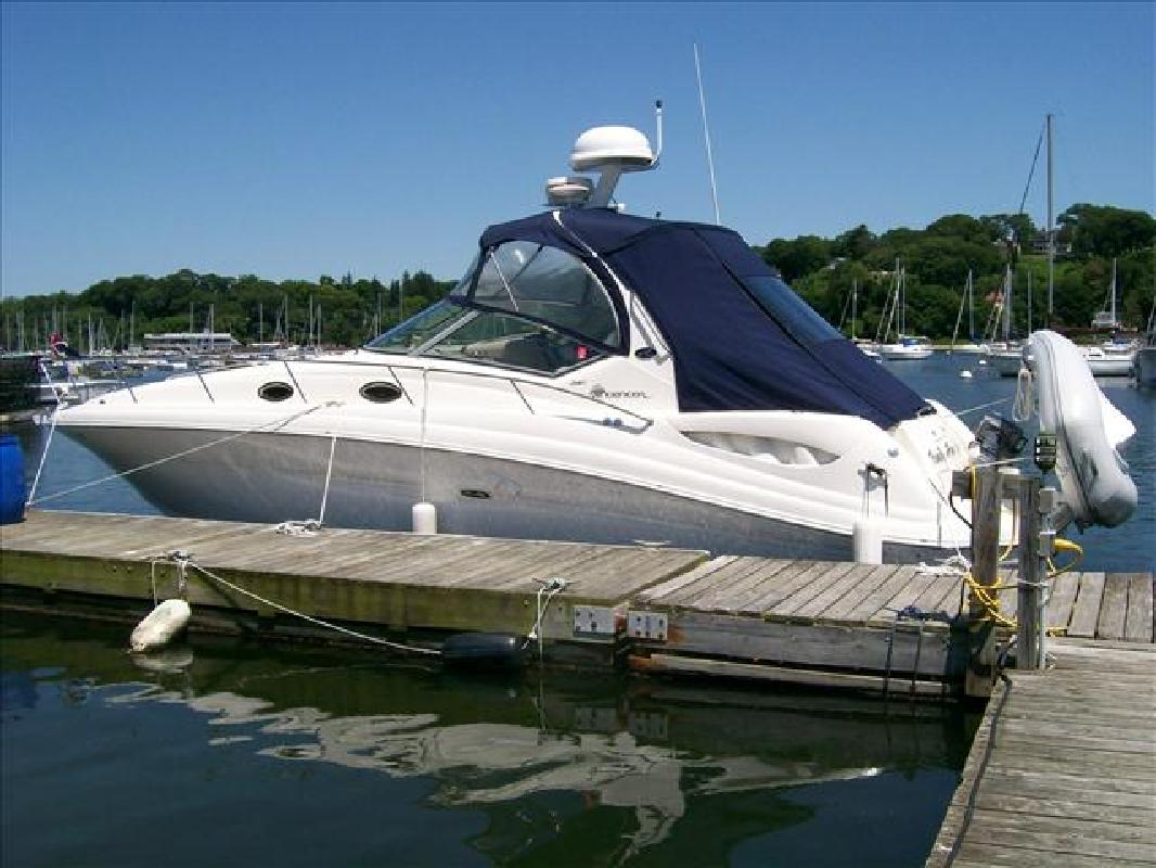 2004 34' Sea Ray 340 SUNDANCER
