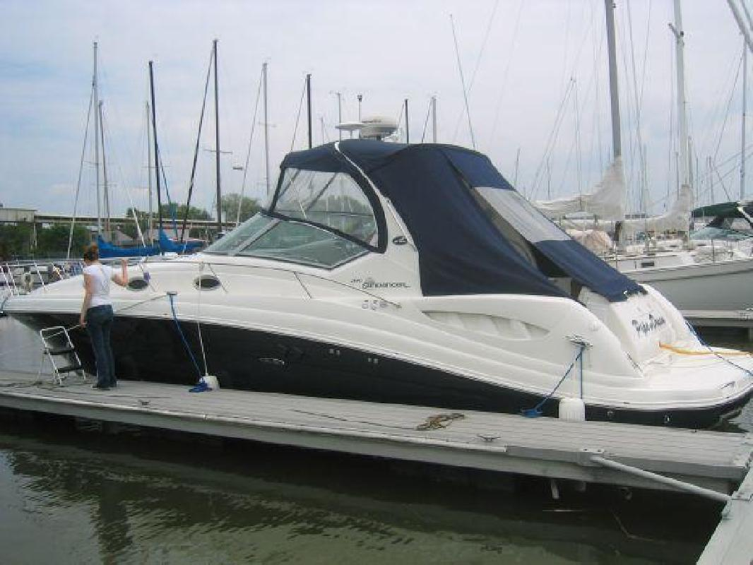 2006 34' Sea Ray 340 Sundancer