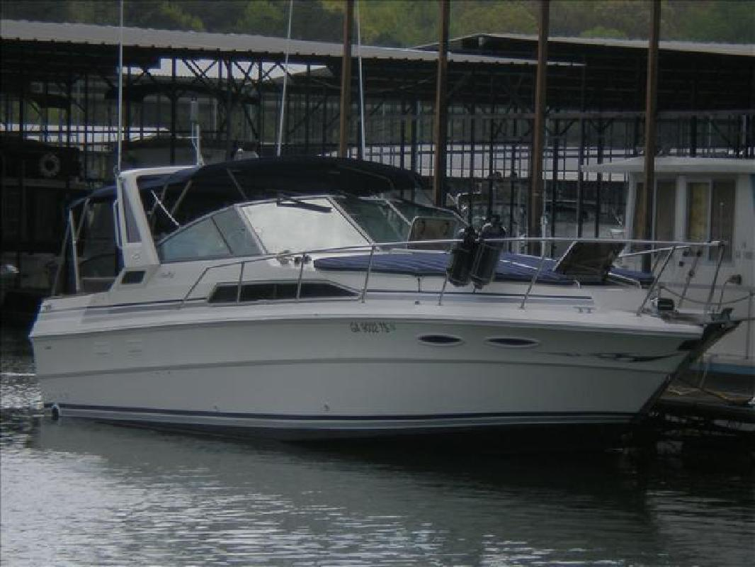 1986 34' Sea Ray 340 SUNDANCER