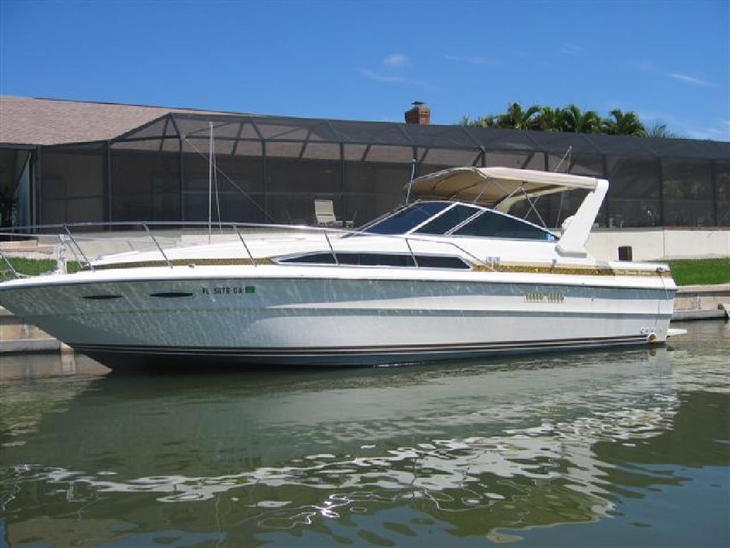 1986 34' Sea Ray 34 Express