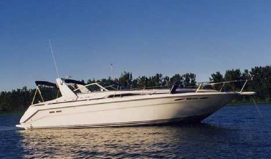 1991 35' Sea Ray 350 Sundancer