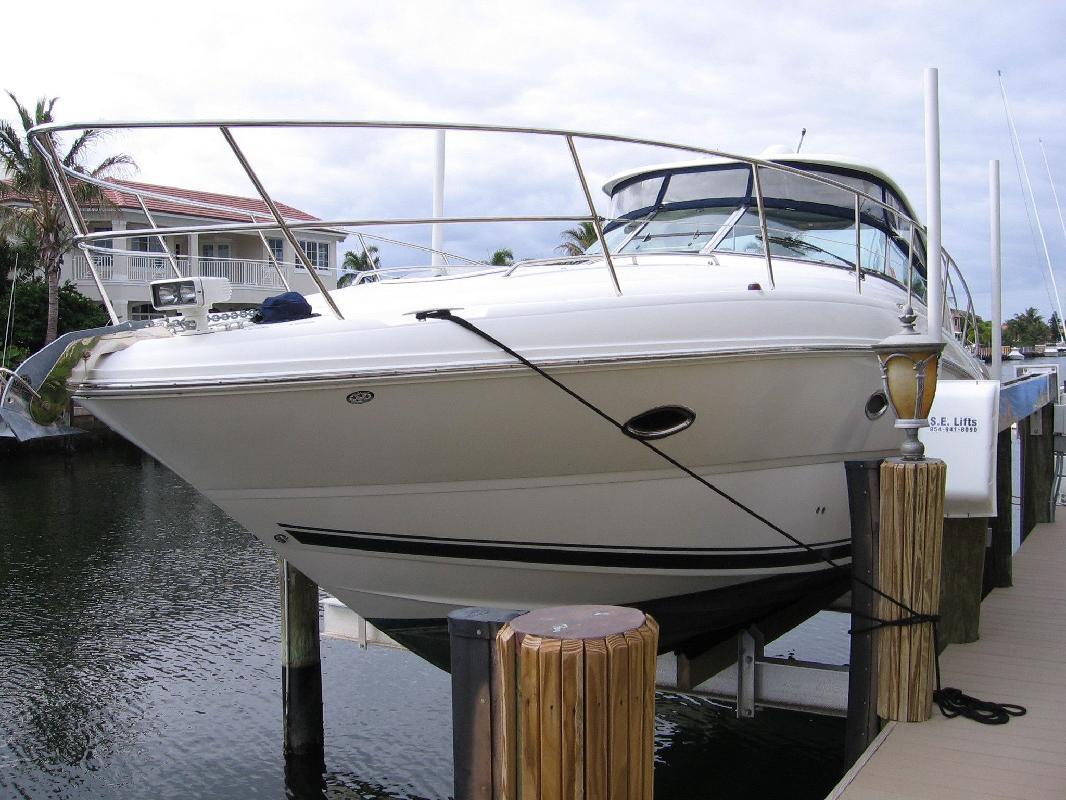 2007 39' Sea Ray 380
