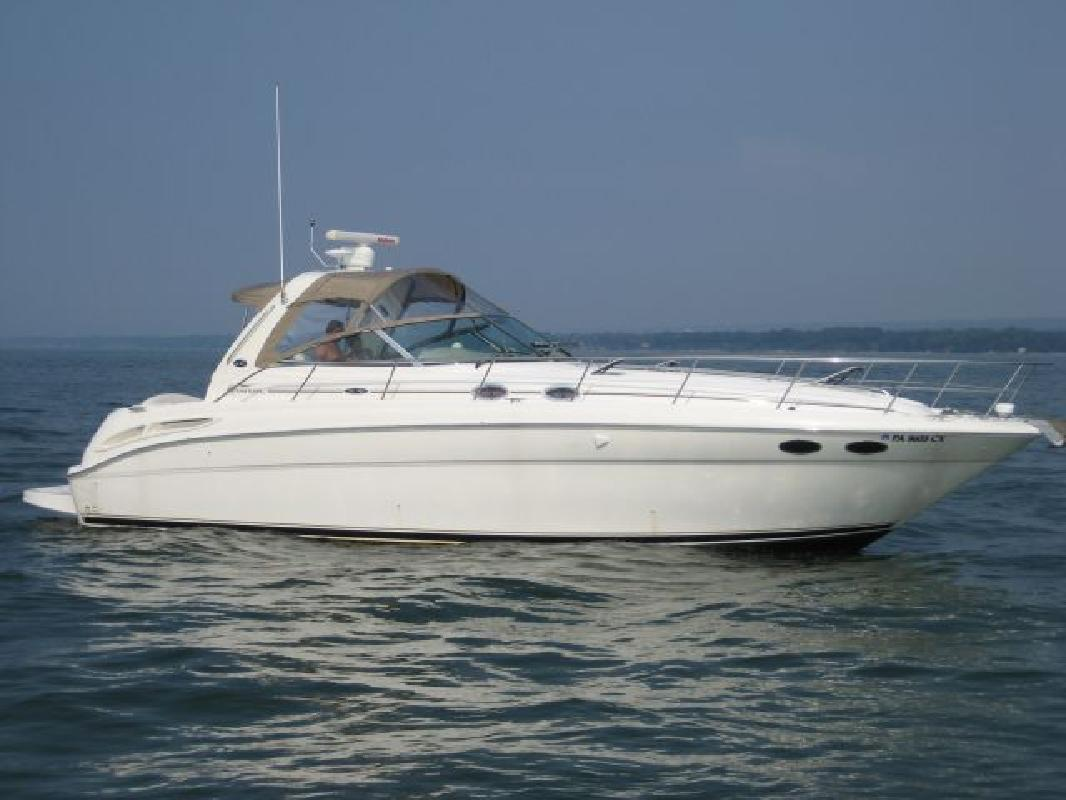 2001 42 Sea Ray 380 Sundancer For Sale In Espyville