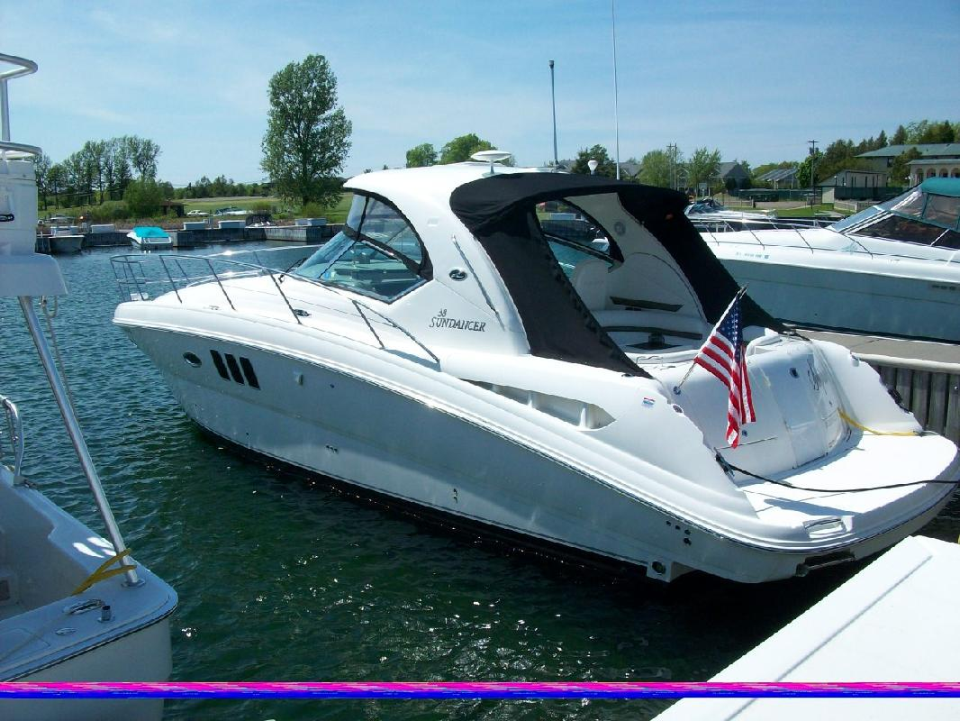 2007 38' Sea Ray 380 Sundancer