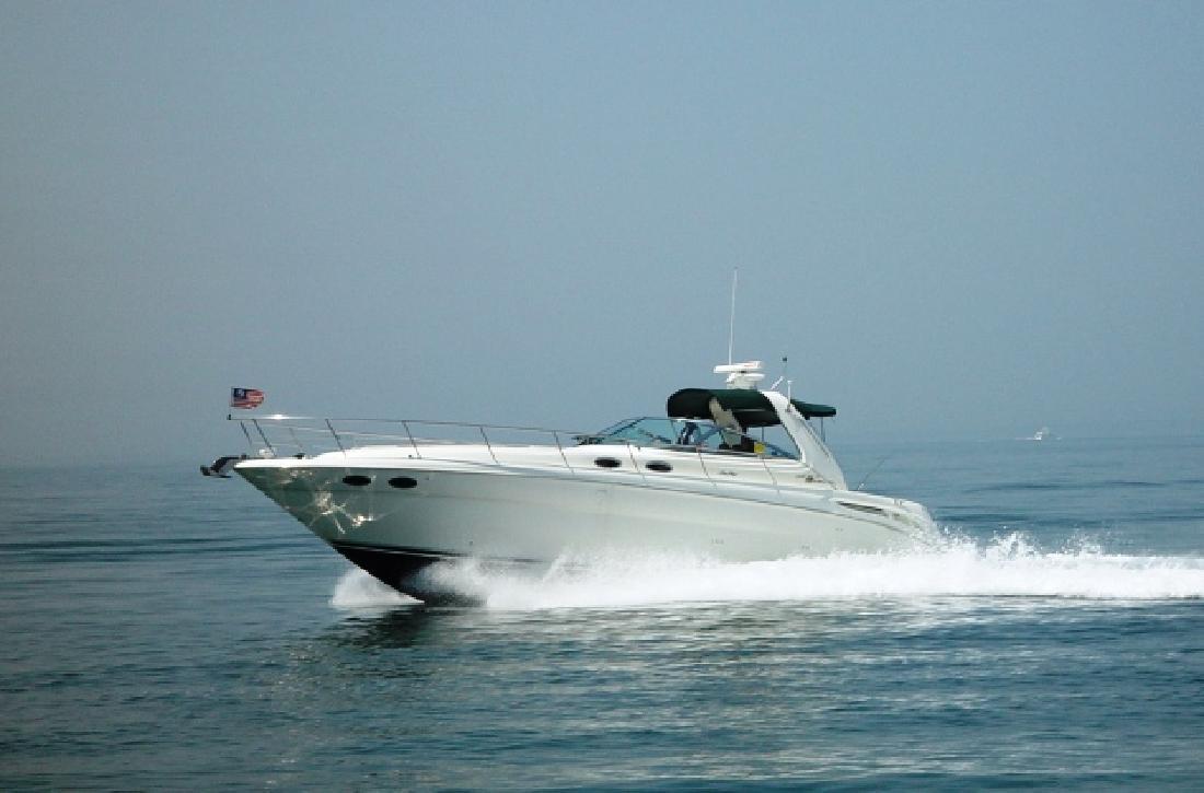 2000 38' Sea Ray 38 SUNDANCER