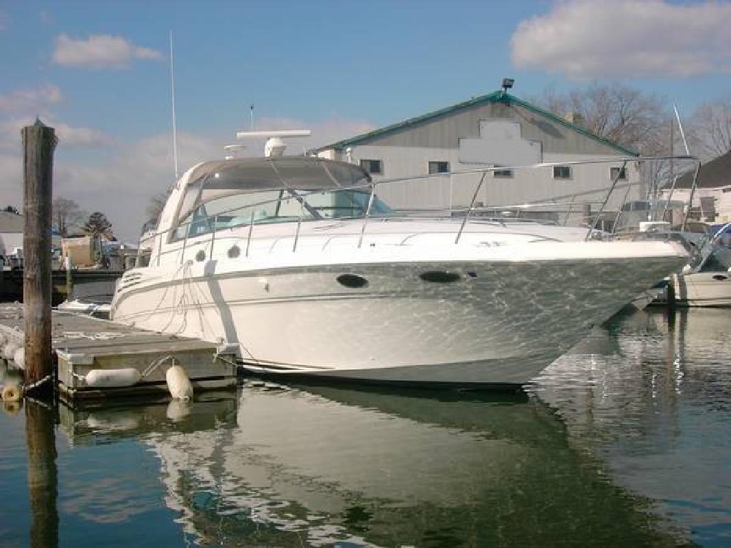 1997 40' Sea Ray 400 SUNDANCER