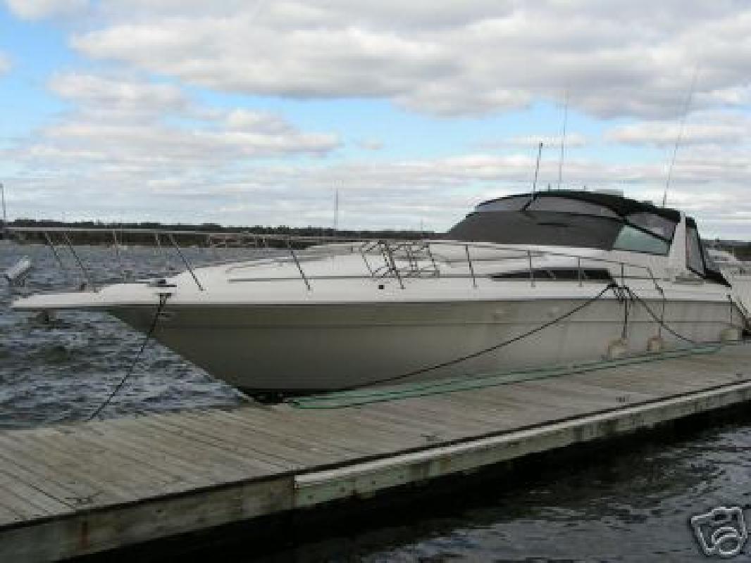 1990 42' Sea Ray 42 Sundancer