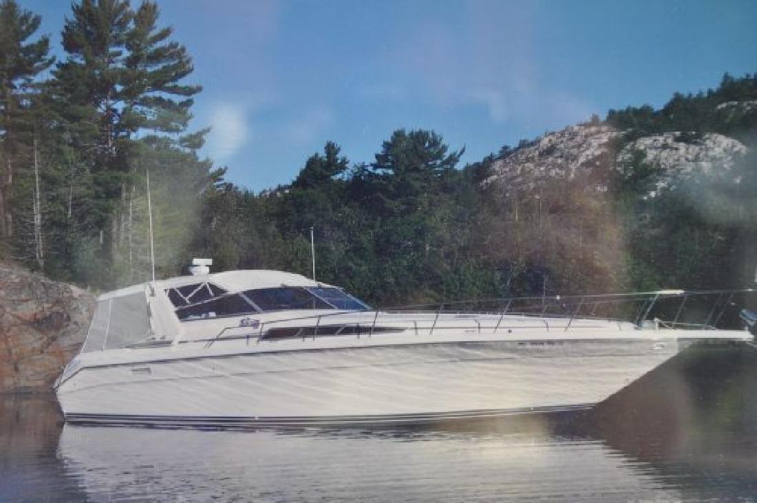 1992 44' Sea Ray 440 Sundancer