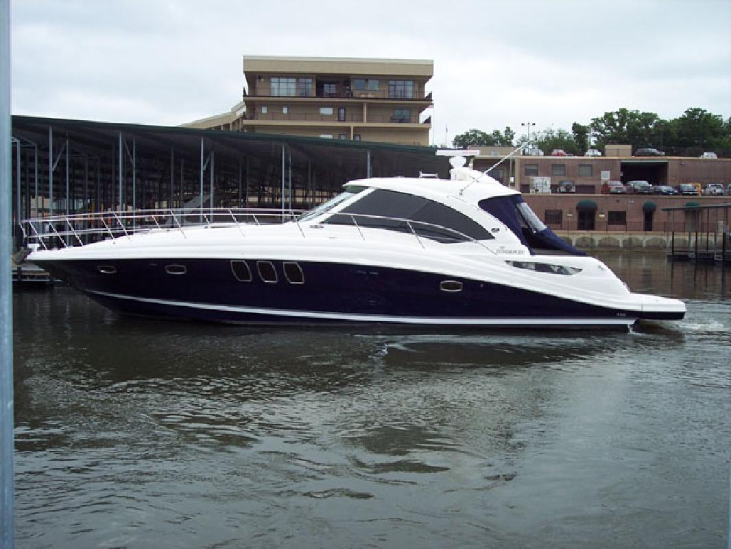 2005 50 Sea Ray 480 Sundancer For Sale In Lake Ozark Missouri
