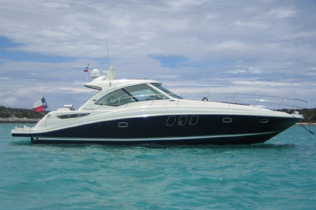 2005 48' Sea Ray 48 SUNDANCER in Jacksonville, Florida