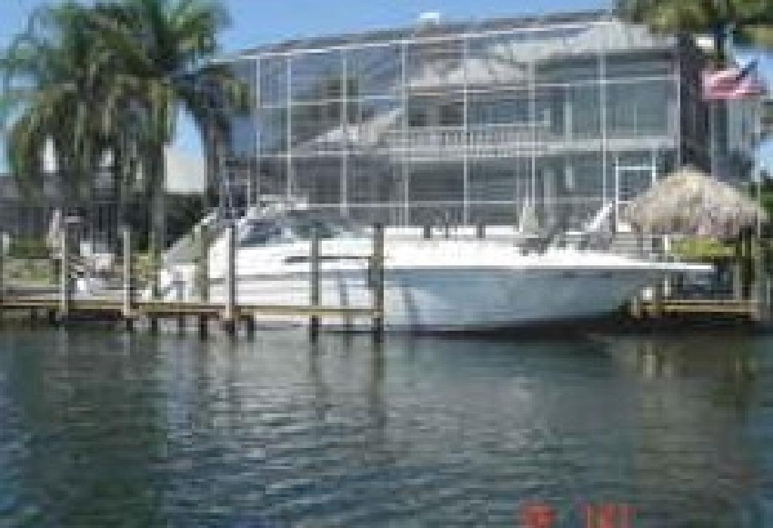 1993 50' Sea Ray 500 Sundancer