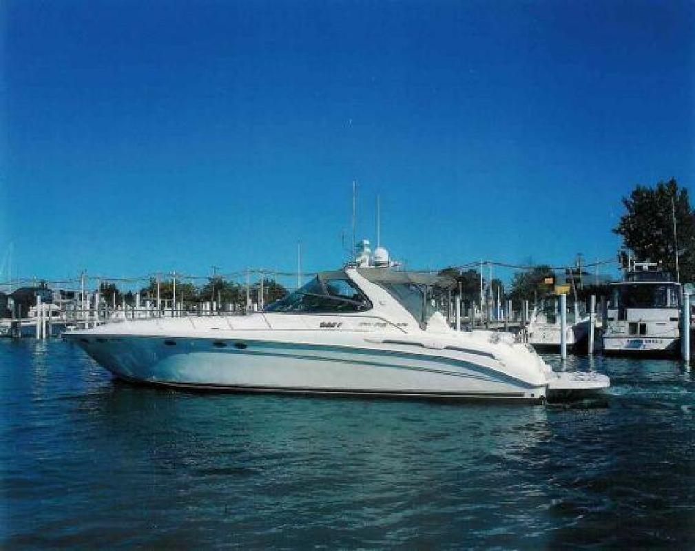 1998 54' Sea Ray 540 Sundancer