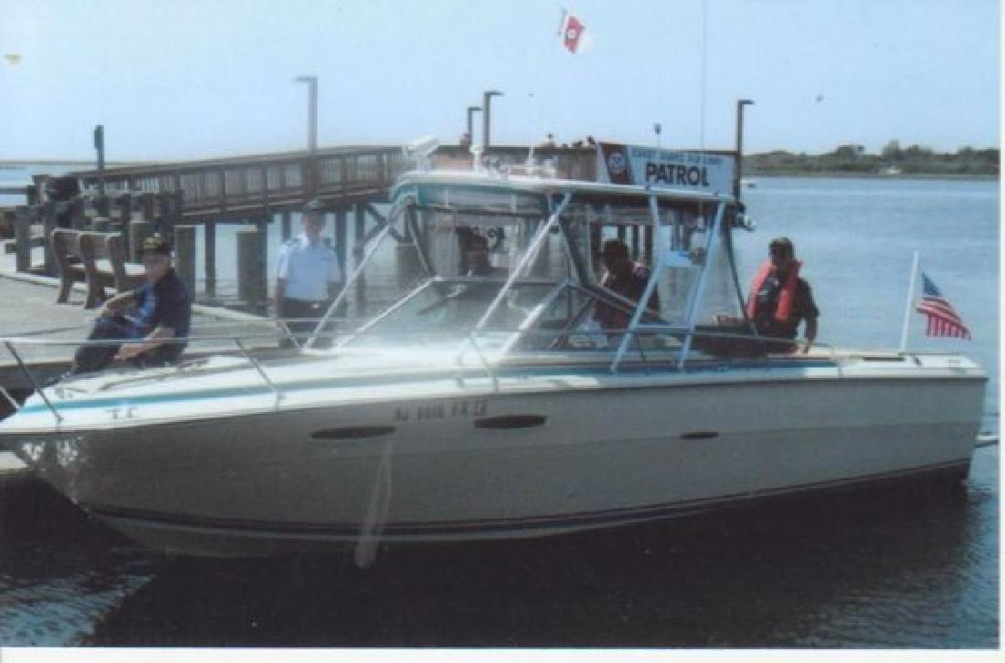 1981 24' Sea Ray Cuddy Cabin