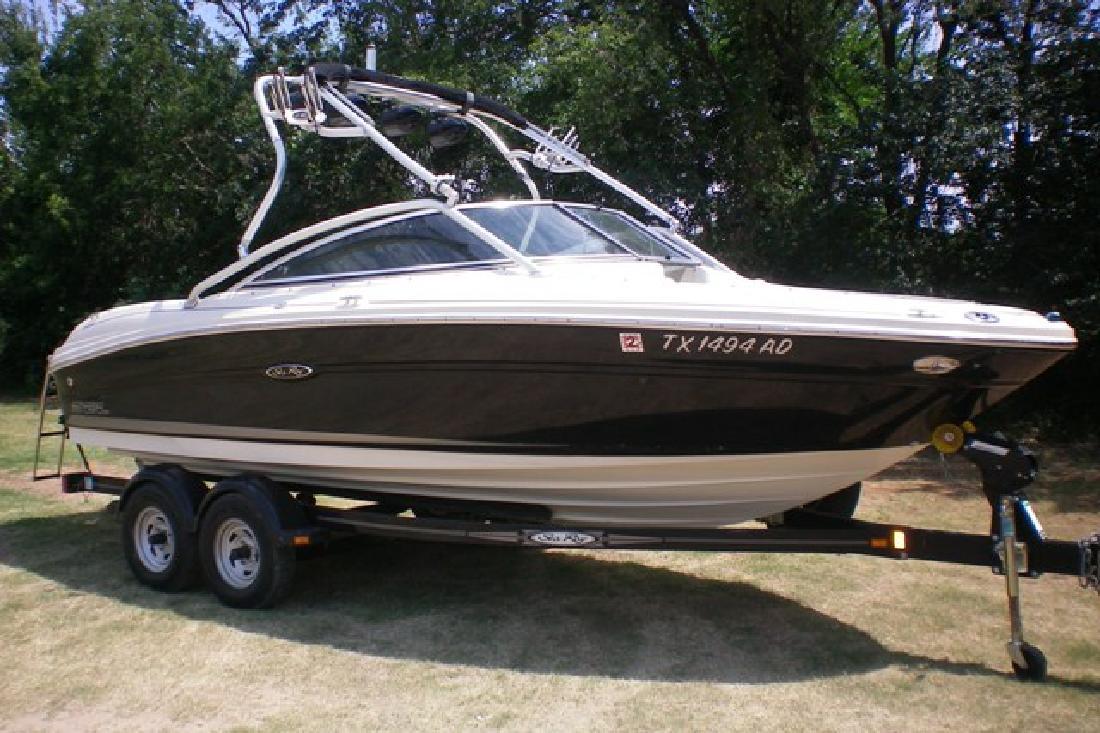 2006 20' Sea Ray Select 200