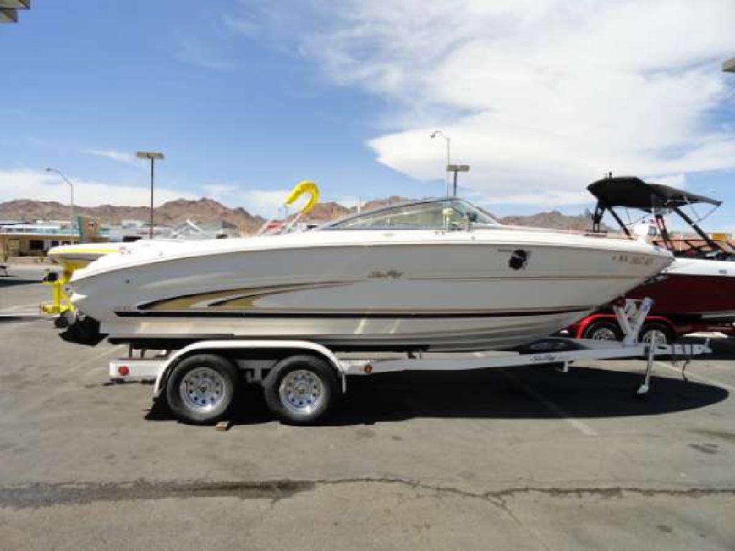 2000 21' Sea Ray Signature 210 for sale in Boulder City, Nevada